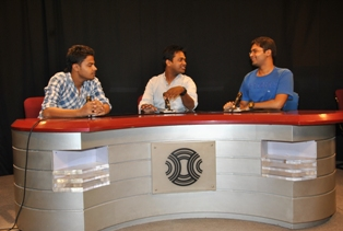Video Studio:Indian Institute of Mass Communication
